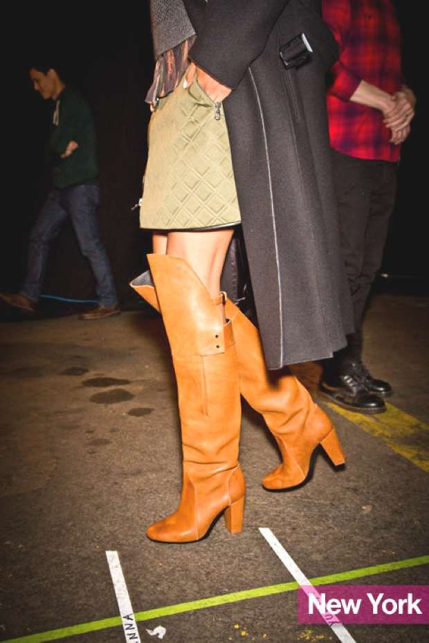 Over the knee boots #.1 Phillip LIm