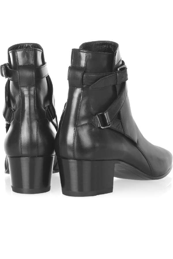 Saint Laurant boots