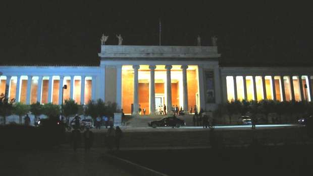 A Night at The National Archeological Museum