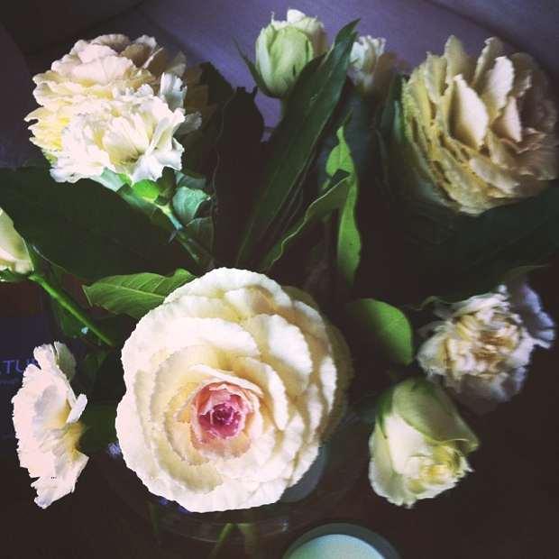 Flowers for Oliver