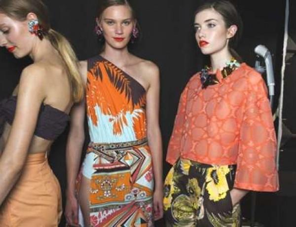 MSGM milan Fashion Week 2014