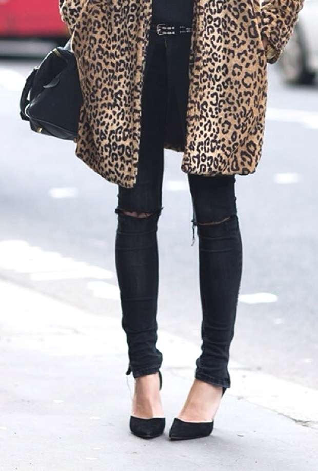 The chic leopard coat 2
