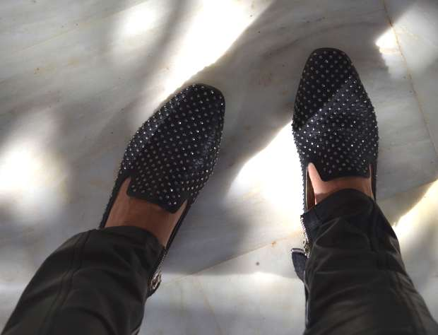 Trendsurvivor- Jimmy Choo slippers