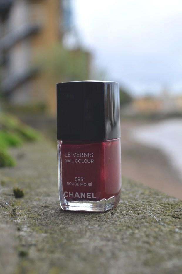 Chanel nail polish 595