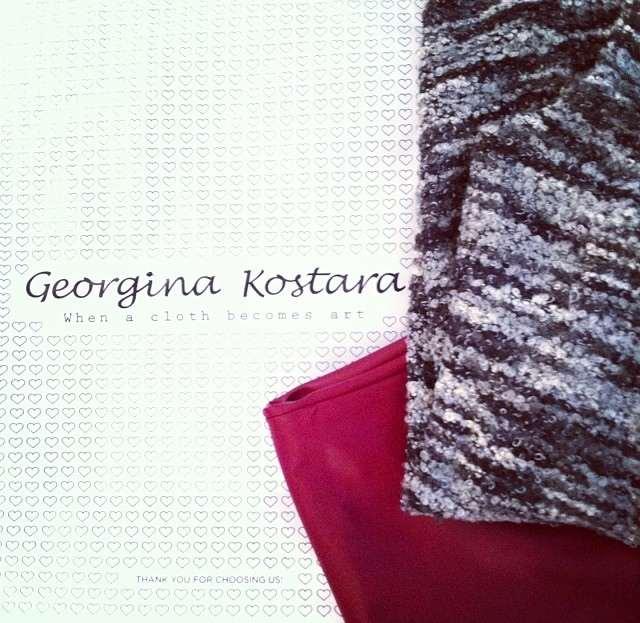 Georgina Kostara skirt