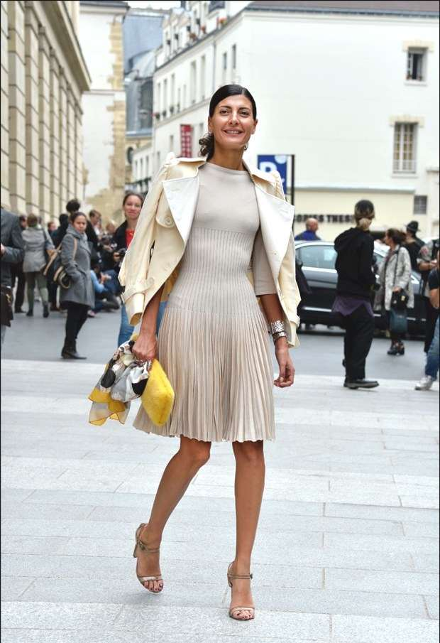 Giovanna Battaglia- A Style of All Seasons beige