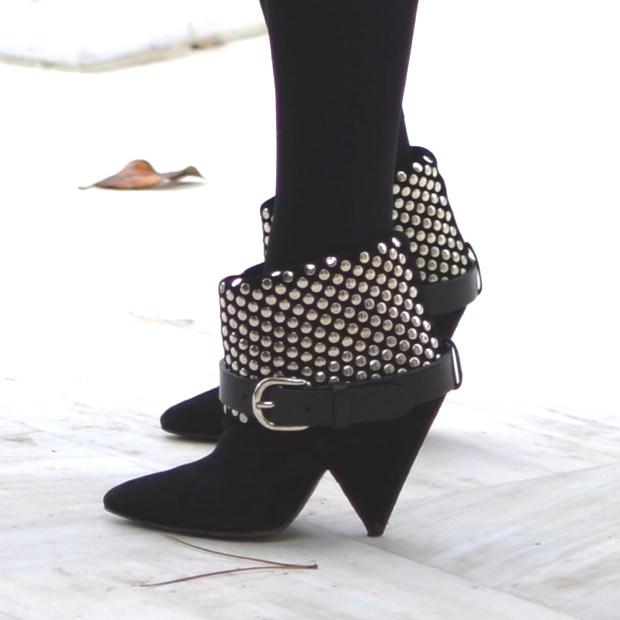 Isabel Marant studded Boots