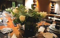 Nathalie's Stylish Dinner Story