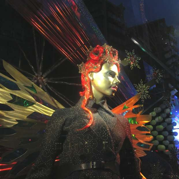 Trendsurvivor- Harvey Nichols Christmas Windows 201306