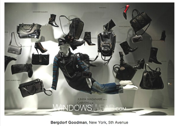 Bergdorf Goodman, New York 5th Avenue