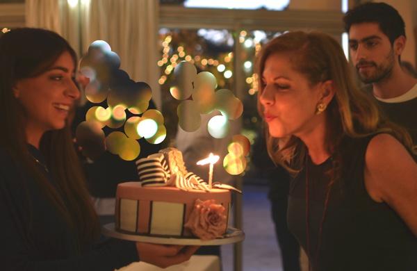 Birthday Cake Nina