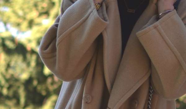 Camel Coat and black outfit04