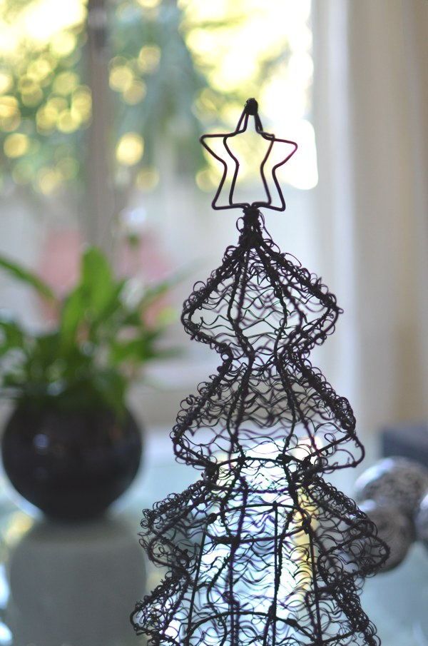 Christmas deco tree