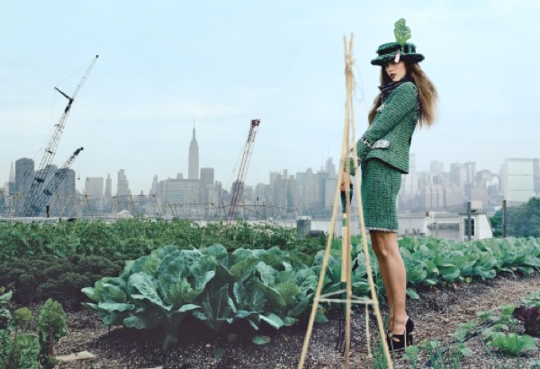 Green Envy-Tim Walker