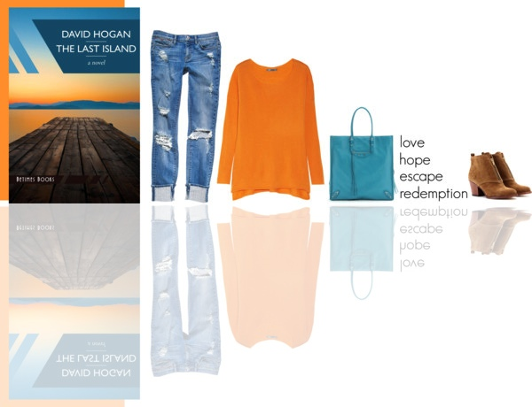 Icelle Outfit -David Hogan book The last Island