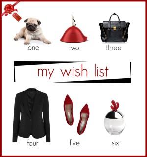 Icelle's Wish List