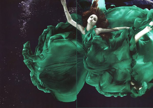Inspiration- Green with Envy Fashion Photography05