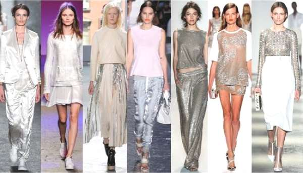 Inspiration Party Sequins and Shine (silver 2014 SS)