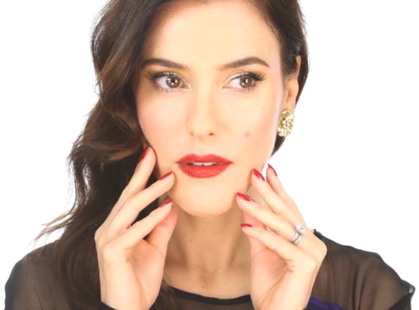 Lisa Eldridge- Old Hollywood Party Makeup