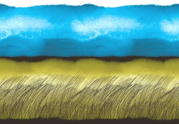 Marimekko landscape