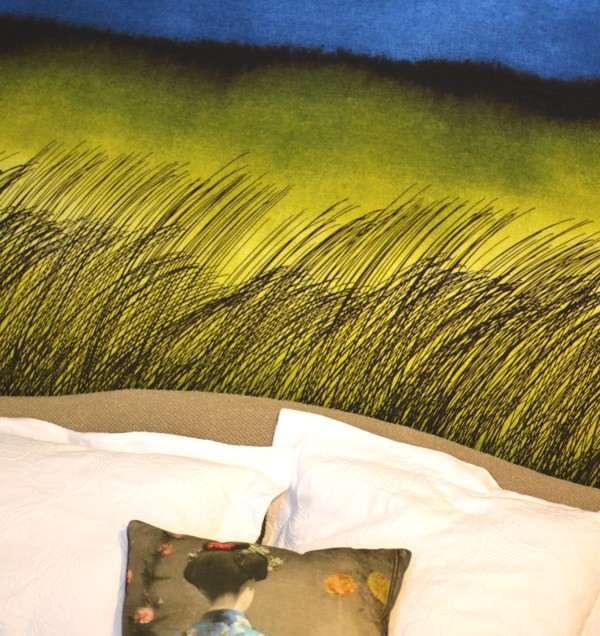 Marimekko painting