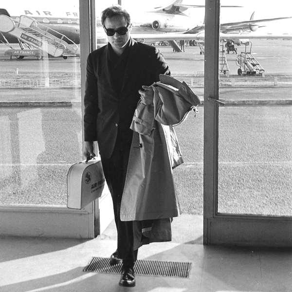 Marlon Brando Paris 1959