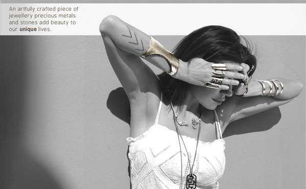 Polina Sapouna Ellis jewelry