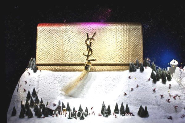 Christmas Windows from New York, Milan, London, Barcelona, Paris ...