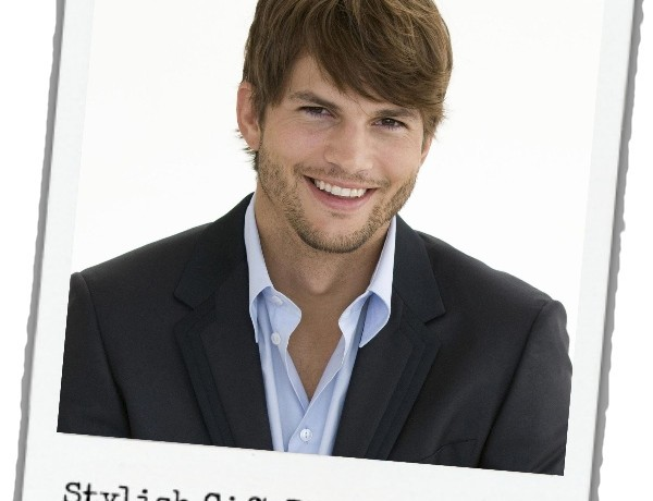 Stylish Ideas for him Aston Kutcher