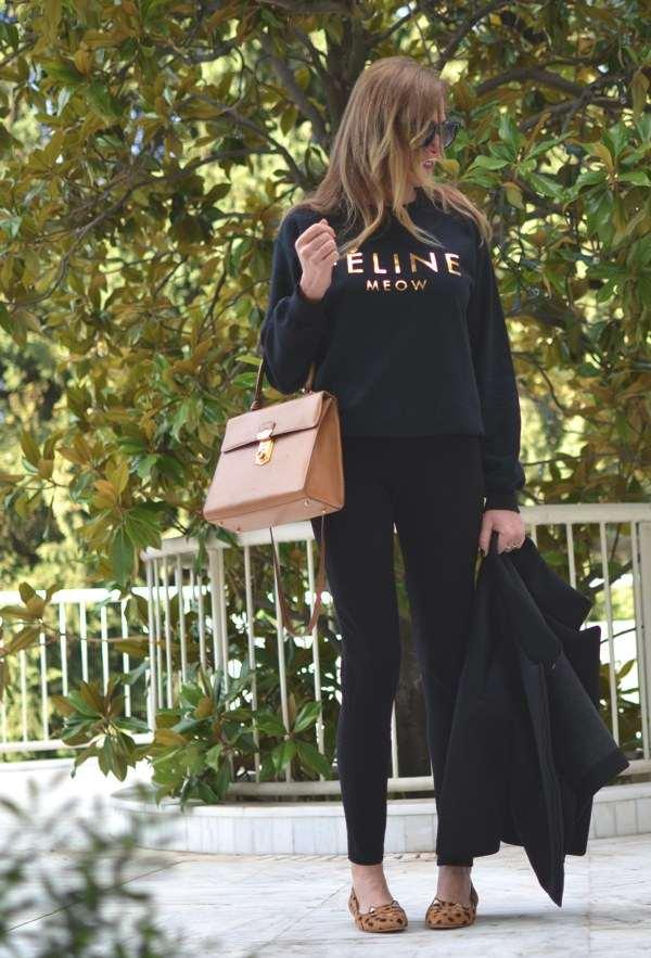 Trendsurvivor- Oneonone jacket Charlotte Olympia slippers01