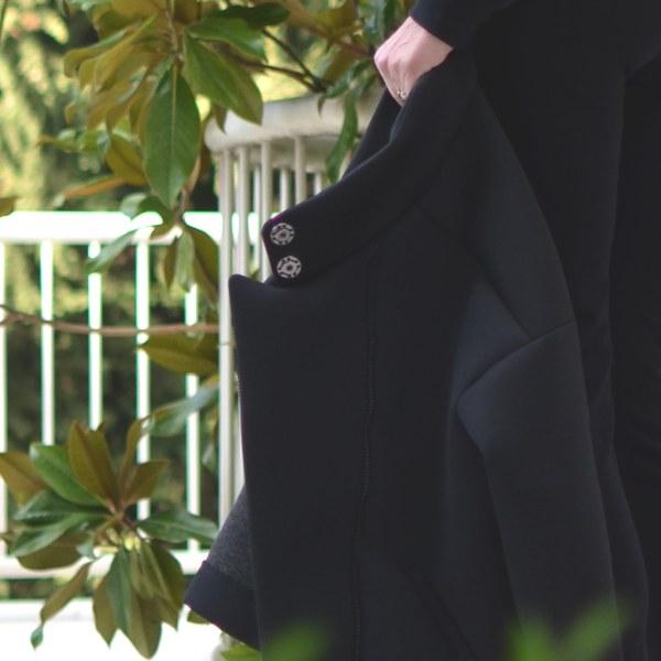 Trendsurvivor- Oneonone jacket Charlotte Olympia slippers03