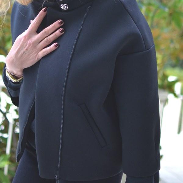 Trendsurvivor- Oneonone jacket Charlotte Olympia slippers06