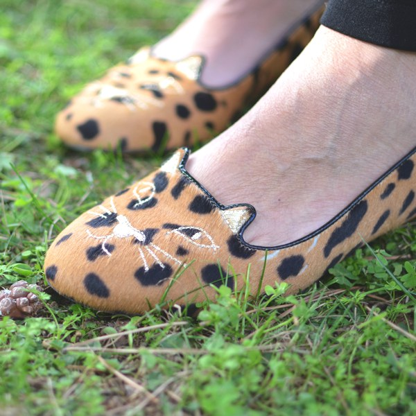 Trendsurvivor- Oneonone jacket Charlotte Olympia slippers07