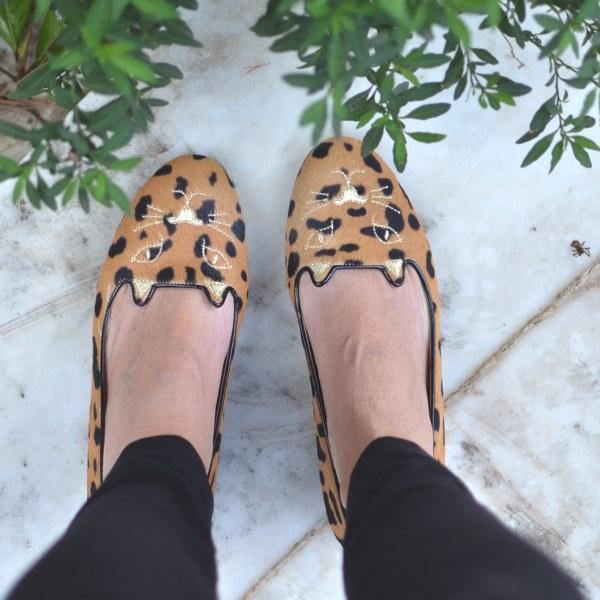 Trendsurvivor- Oneonone jacket Charlotte Olympia slippers10