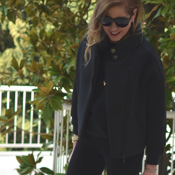 Trendsurvivor- Oneonone jacket Charlotte Olympia slippers11