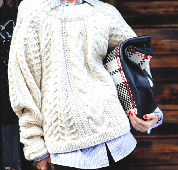 Vogue jumpers