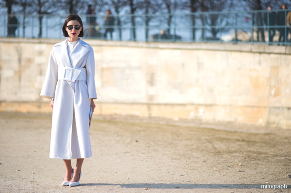 Wearable Fashion Trends- Winter Whites