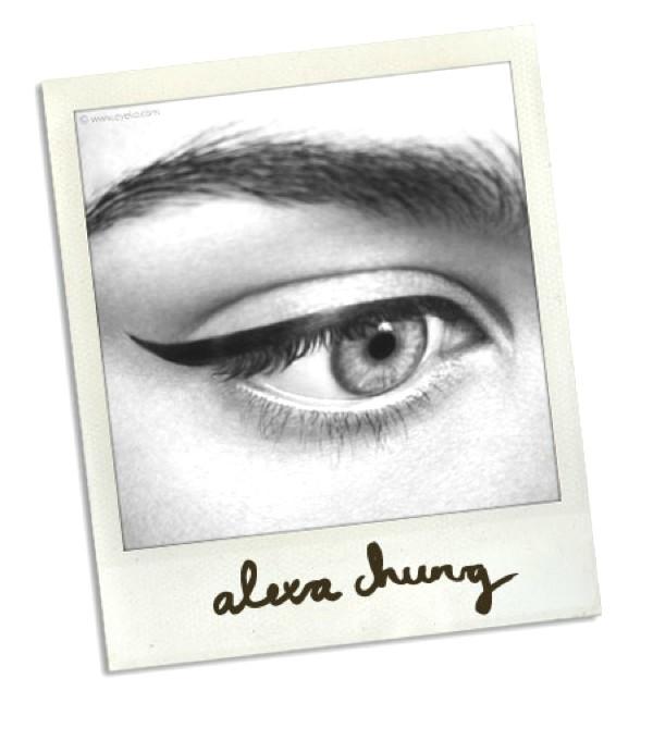 Alexa Chung for Eyeko