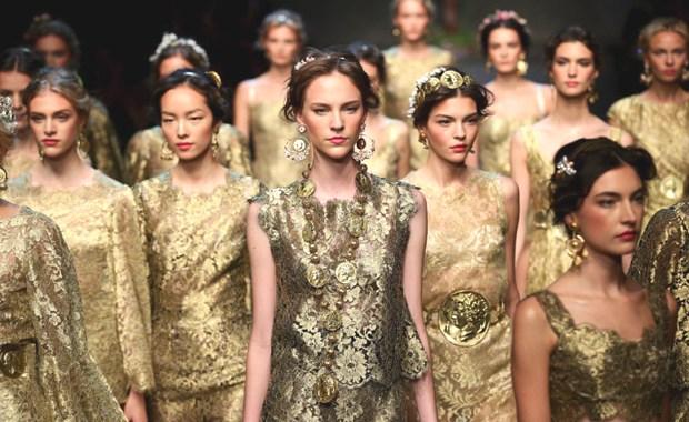 Dolce and Gabbana SS 2014