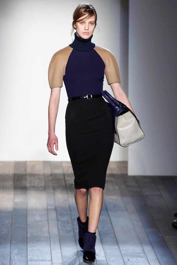 fall-sweater-skirt-look-victoria-beckham-fall-2013