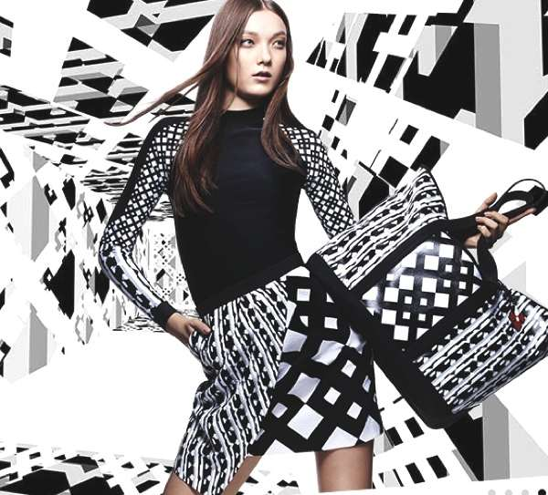 Black and white Peter Pilotto Target