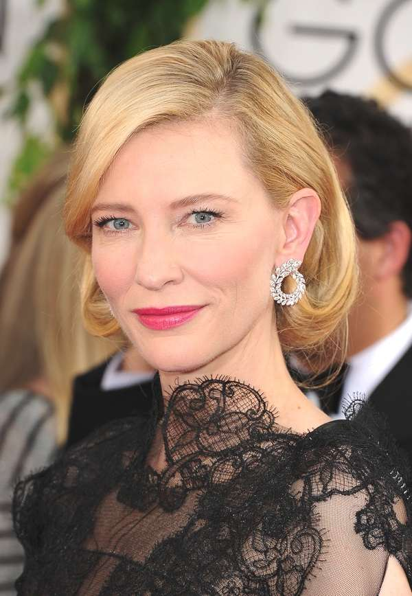 Cate Blanchett wears Chopard to the 71st Annual Golden Globe Awards_1