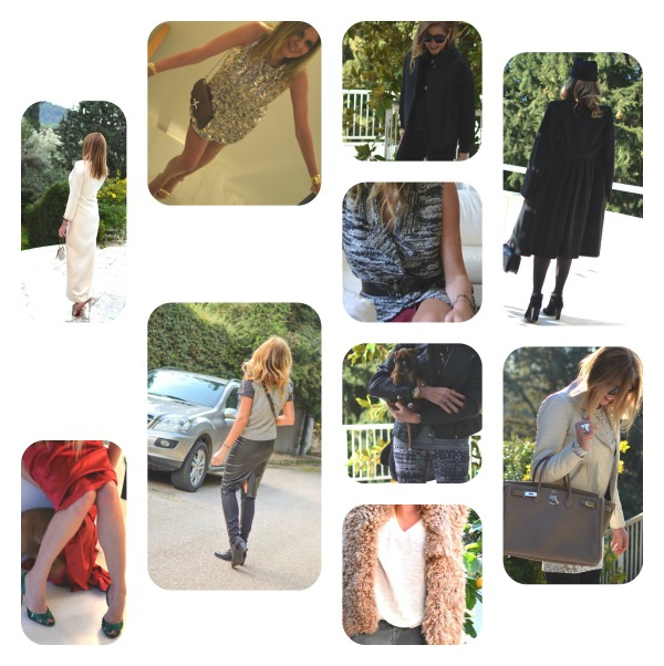 December 2013 outfits