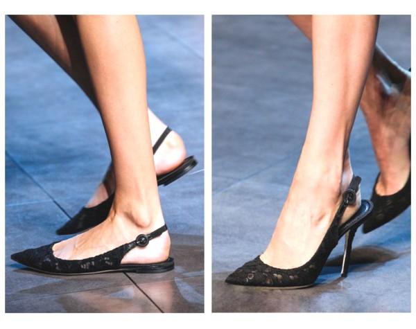 Dolce-Gabbana sling-backs