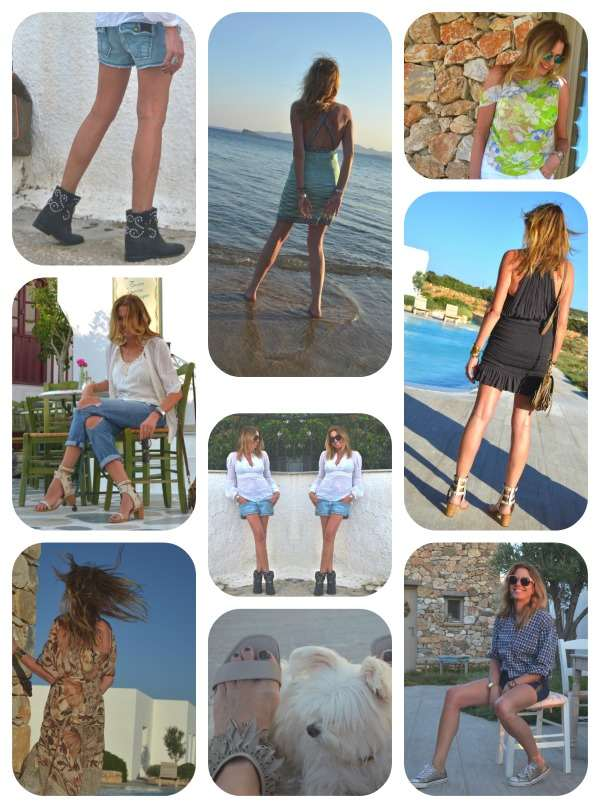 July Outfit posts Greek Summer Nina Papaioannou