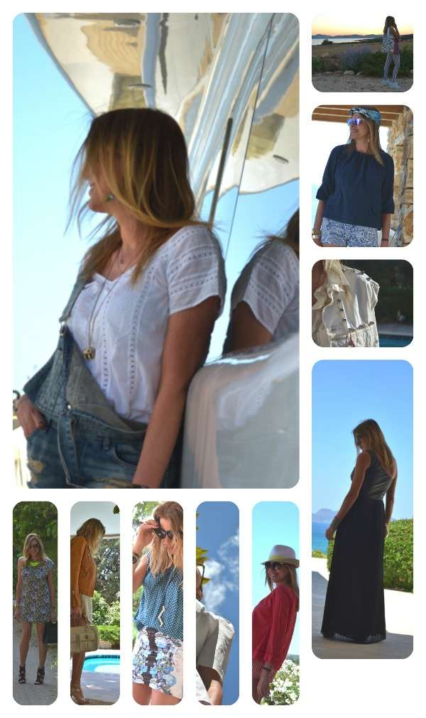 June outfits Greek summer