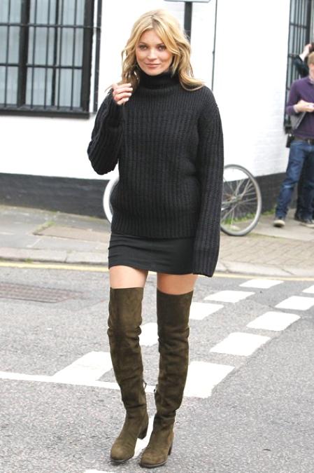 Kate Moss 2013 boots stuart weitzman