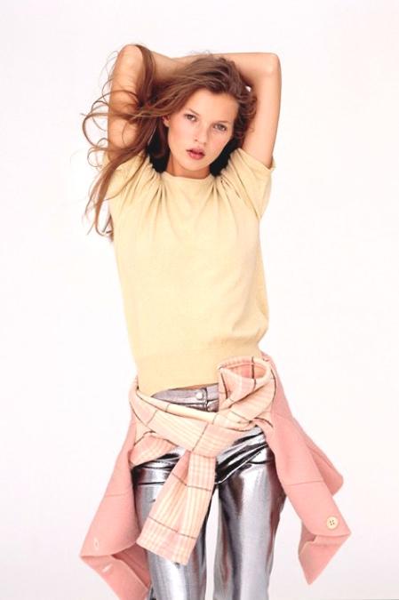 Kate Moss December 1993