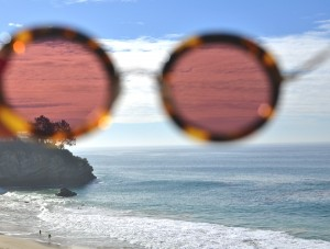 Miu Miu sunglasses laguna beach
