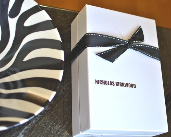 Nicholas Kirkwood box net a porter